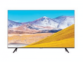 """Téléviseur Samsung 50"""" TU8000 Smart 4K UHD"""