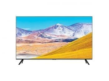 """Téléviseur Samsung 82"""" TU8000 UHD 4K Smart TV"""