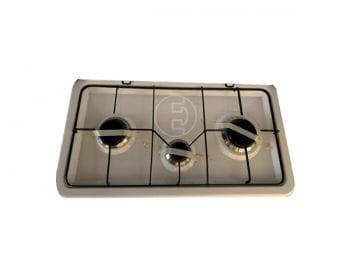 Plaque de cuisson Kumtel - 3 feux