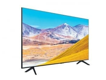 """Téléviseur Samsung 75"""" TU8000 UHD 4K Smart TV"""