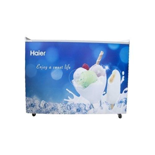 Congélateur vitrine Haier SD-376A - 376 L