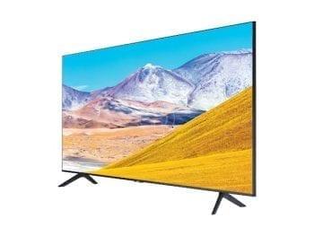 """Téléviseur Samsung 55"""" TU8000 UHD 4K Smart TV"""