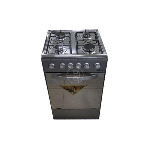 Cuisinière à gaz Astech XA50GS - 4 feux