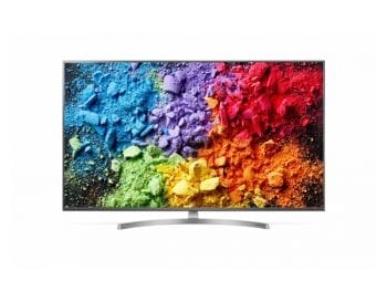 """Téléviseur LG 49"""" SK8000 - Smart TV 4K"""