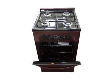 Cuisinière à gaz Ferre F5C40G2-IR - 4 feux