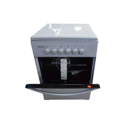 Cuisinière à gaz Ferre F5C40G2-B - 4 feux