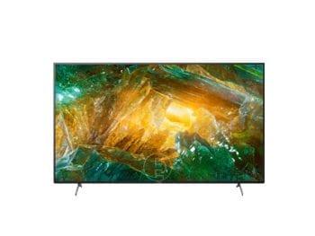 "Téléviseur Sony 55"" KD-55X8000H - Smart TV 4k"