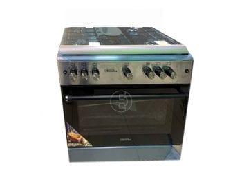 Cuisinière à gaz Tecnolux 90X60ZIRI - 5 feux Bronze