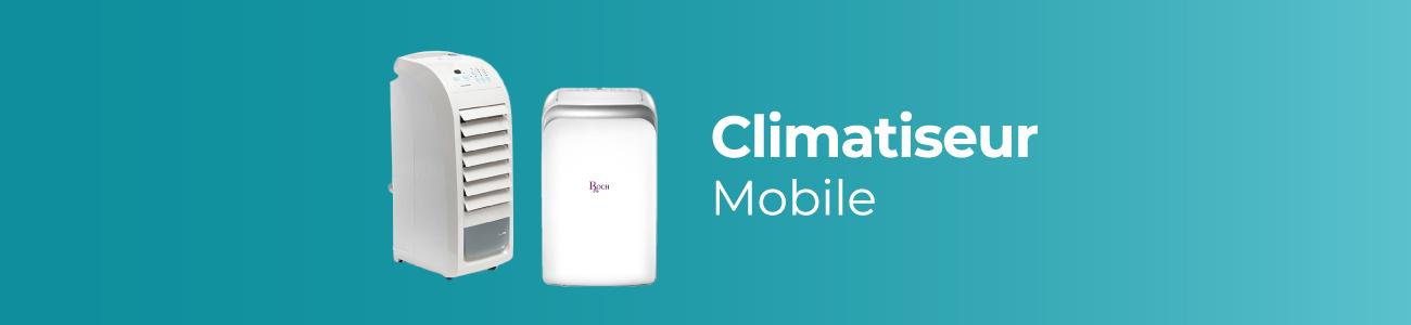 Climatiseur mobile Roch -12000 BTU