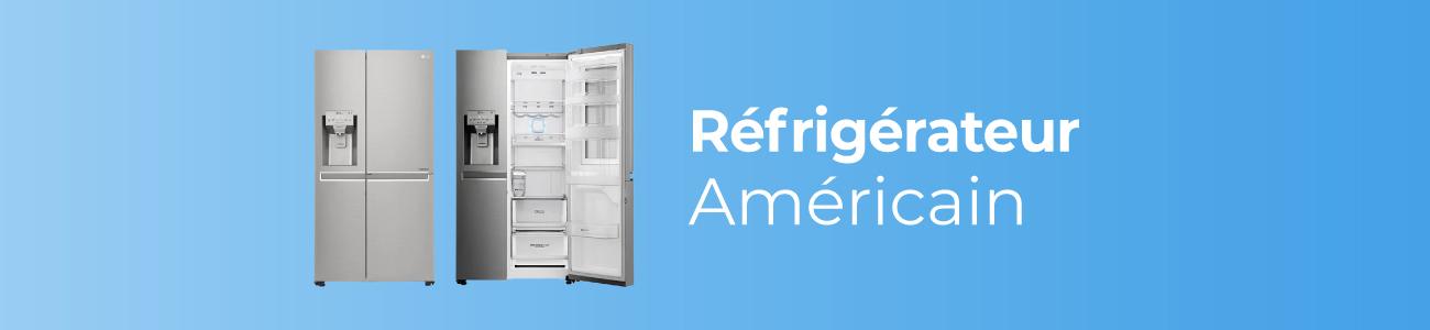 Réfrigérateur side by side Westpool HM660NF - 504 L