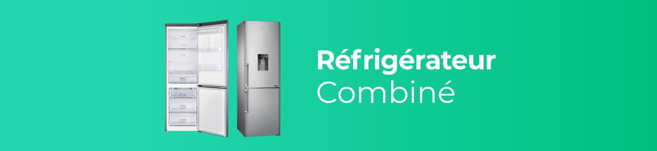 Réfrigérateur combiné Beko RCSA270K20S - 262L, 3T