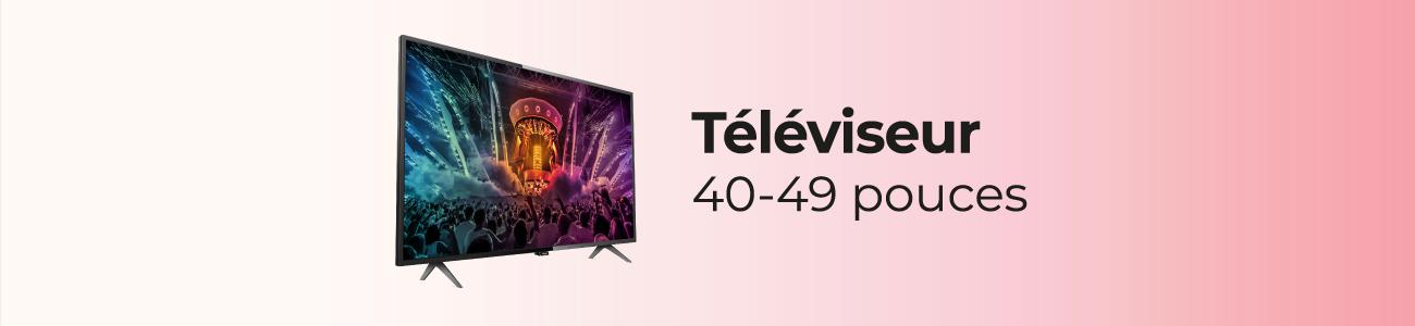 "Téléviseur Samsung 49"" FULL HD"
