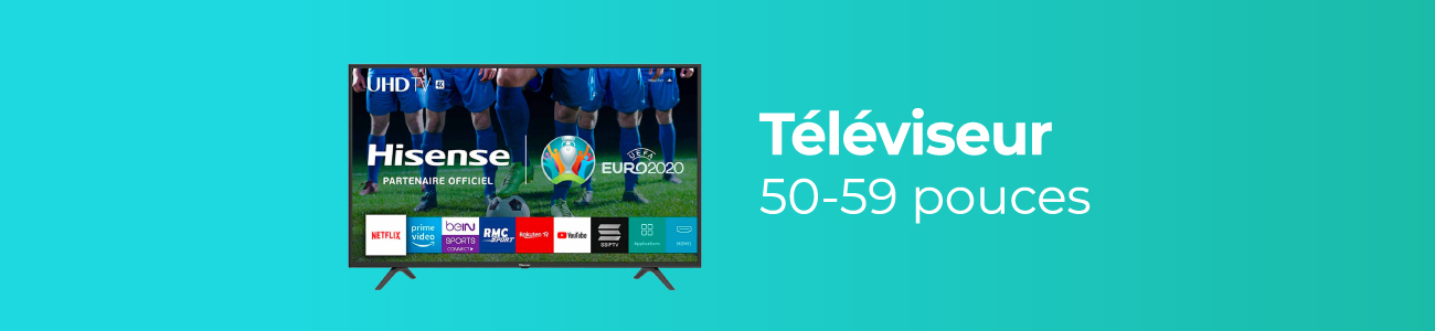 "Téléviseur Hisense 50"" 50B7101UW    Smart 4K"