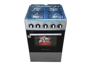 Cuisinière à gaz Westpool 40GG - 4 feux