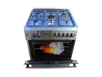 Cuisinière à gaz Tecnolux 9060IRI - 5 feux