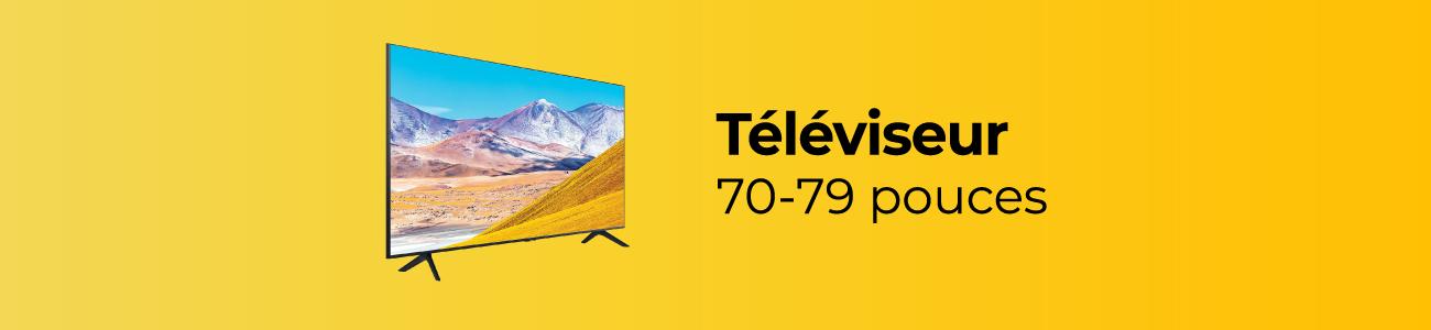 "Téléviseur Sony 75"" KD75X8000H - Android TV"