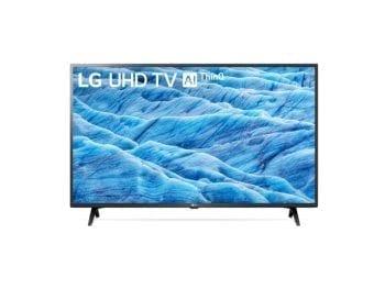 "Téléviseur LG 50"" 50UM7340 - Smart 4K"