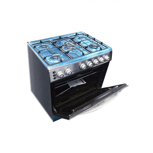 Westpool GS7660 Gas Cooker - 5 Burner Full Option
