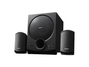 Sony SA-D20 Home Theater