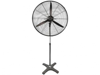 "Solstar FA3003UBXBKSS - 30"" Industrial Stand Fan Black"